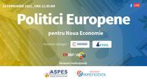 Politici Europene pentru Noua Economie