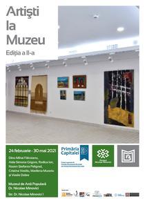 "Expozitia ""Artisti la Muzeu"""