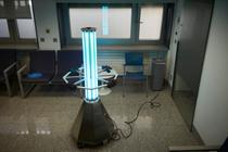 Lampa UV-C