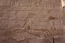 Faraon in batalie