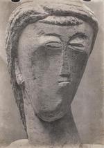Cap de fată (Premiere pierre directe) - Constantin Brâncuși