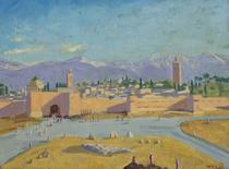 Turnul Moscheei Koutoubia
