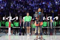 Naomi Osaka si trofeul de la AO