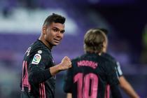 Casemiro, decisiv pentru Real Madrid