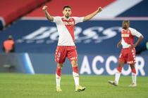 AS Monaco, victorie la Paris