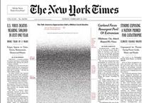 NYT, front page