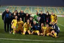 Echipa nationala de fotbal feminin a Romaniei