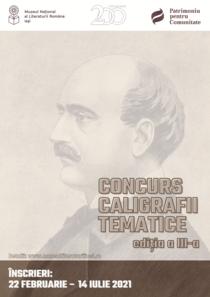Caligrafii tematice - Alecsandri