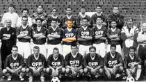 Sergiu Marian, in tricoul celor de la CFR Cluj