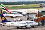 Avioane pe aeroport