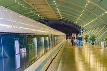 Tren Maglev in China