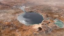 Craterul Jezero a fost un lac acum peste 3 miliarde de ani