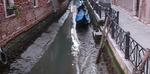 canalele din Venetia secate