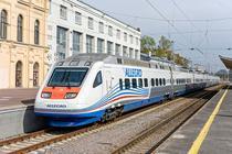 Trenul de viteza Allegro