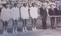 Echipa Romaniei, la un meci de Cupa Davis