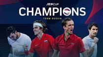 Rusia a castigat ATP Cup