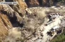 Tragedie in statul indian Uttarakhand