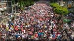 Proteste masive în Myanmar