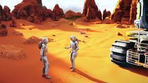 Doi astronauti pe Marte