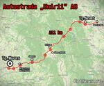 Autostrada Unirii A8 - Tg Mures - Tg Neamt
