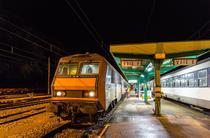 Tren de noapte francez