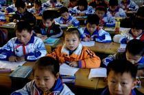 Elevi in China