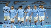 Manchester City, victorie categorica in Premier League