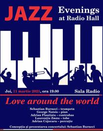 Love Around the World - JAZZ Sala Radio