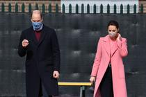 Printul William si Ducesa de Cambridge