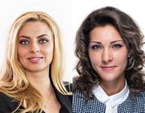 Simona Chirică, Mădălina Mitan