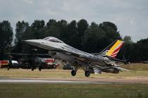 Avion de lupta F-16 al Belgiei