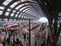 Trenuri italiene Frecciarossa