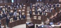Moment de reculegere in parlamentul de la Chisinau