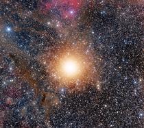 Betelgeuse si constelația Orion