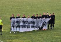Poli Timisoara, mesaj dupa moartea lui Adi Barar