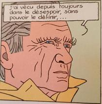Cioran, personaj de benzi desenate (Sursa: Facebook)