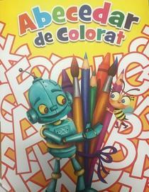 Abecedar de colorat