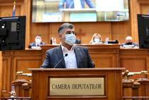 Ciolacu, plen Camera Deputaților