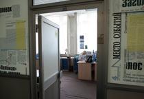 Sediul Novaya Gazeta din Moscova