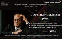 Gottlieb Wallisch: Credite foto Marisa Vranjes