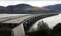 Viaductul nefinalizat de Bechtel de la Suplacu de Barcau