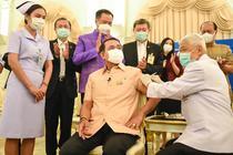 Vaccinare cu AstraZeneca in Thailanda