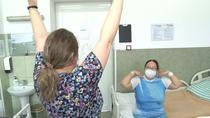recuperare respiratorie pentru pacientii care au avut COVID