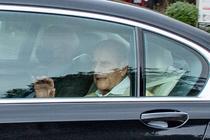 Printul Philip al Marii Britanii a fost externat din spital