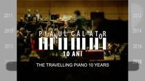 Filmul documentar Pianul călător - 10 ani