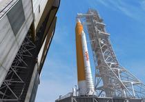 NASA racheta SLS