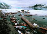 Poluare cu plastic in Siberia
