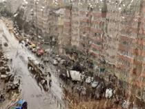 Ploaie în oraș