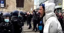 Protest anti-lockdown in Kassel