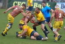 Nationala de rugby a Romaniei